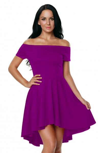 Rosy All The Rage Skater Dress