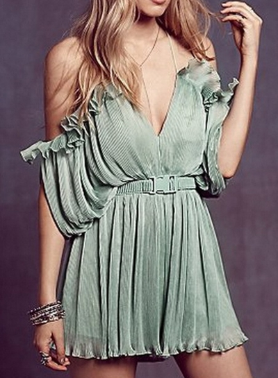 bf858f5e8126 green Jumpsuits   Rompers at Stylesimo Women s Fashion Store by Most ...