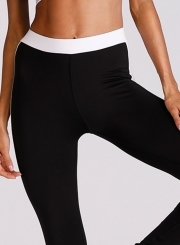 Fashion Two Piece Activewear Skinny Sports Set