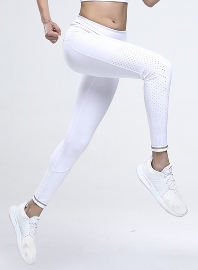 High Waist Elastic Skinny Fit Yoga Leggings