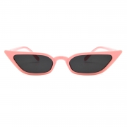 Fashion Transparent Small Frame Cat Eye Outdoor Sunglasses