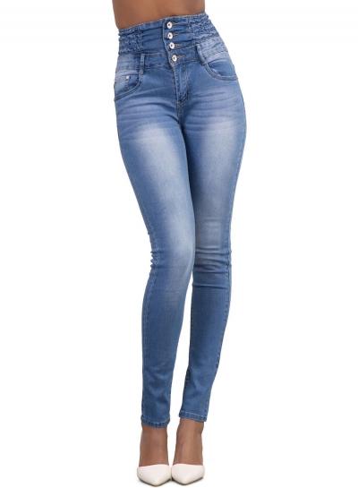 High Waist Skinny Jeans Refuge High Waist Skinny Jeans
