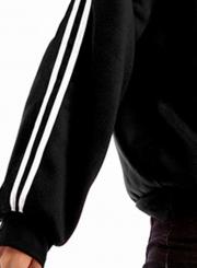 Hooded Long Sleeve Loose Plus Size Pullover Hoodie