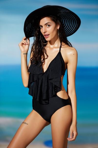 women-s-one-piece-v-neck-halter-flounce-monokini-swimwear