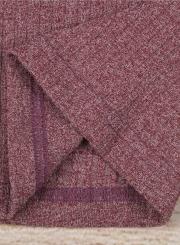 High Neck Sleeveless Knitted Crop Top