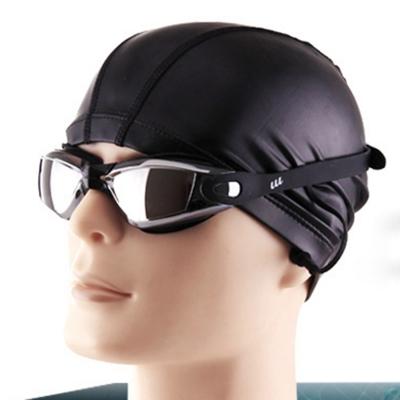 Waterproof Anti-Shatter Anti-Fog Swimming Goggles with Ear Plugs ...