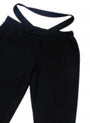 Women's Fashion Letter Printed Short Sleeve Sports Set Sportswear