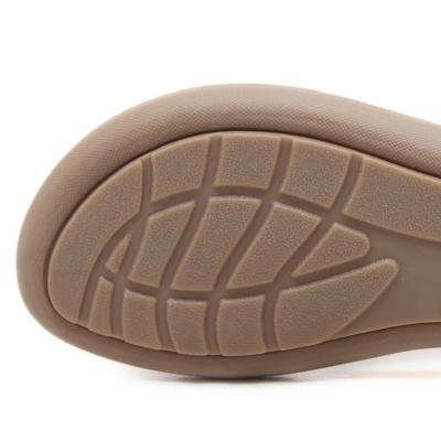 Fashion Summer Bohemia Beach Thong Flat Sandals With String Bead stylesimo.com